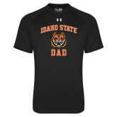 Under Armour Black Tech Tee-Dad