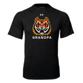 Under Armour Black Tech Tee-Grandpa