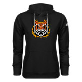 Adidas Climawarm Black Team Issue Hoodie-Bengal Head