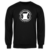 Black Fleece Crew-Pharmacy Seal