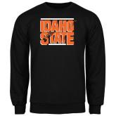 Black Fleece Crew-Idaho State Block