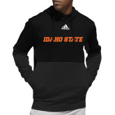 Adidas Black Team Issue Hoodie-Interlocking IS - 2 Color