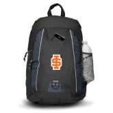 Impulse Black Backpack-Interlocking IS - 2 Color