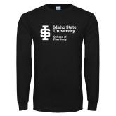 Black Long Sleeve T Shirt-College of Pharmacy