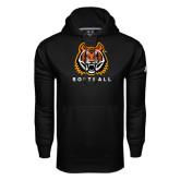 Under Armour Black Performance Sweats Team Hood-Softball