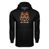 Under Armour Black Performance Sweats Team Hood-Alumni