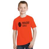 Youth Orange T Shirt-College of Pharmacy