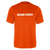 Performance Orange Tee-Idaho State