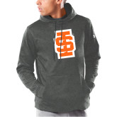 Under Armour Carbon Armour Fleece Hoodie-Interlocking IS - Two Color