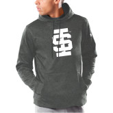 Under Armour Carbon Armour Fleece Hoodie-Interlocking IS - One Color