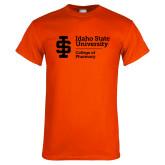 Orange T Shirt-College of Pharmacy