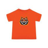 Toddler Orange T Shirt-Bengal Head