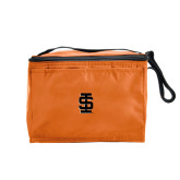Six Pack Orange Cooler-Interlocking IS