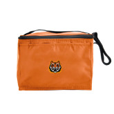 Six Pack Orange Cooler-Bengal Head
