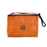 Six Pack Orange Cooler-Bengal Head