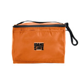 Six Pack Orange Cooler-Idaho State Block