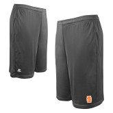 Russell Performance Charcoal 10 Inch Short w/Pockets-Interlocking IS - Two Color