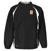 Holloway Hurricane Black/White Pullover-Interlocking IS - Two Color