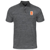 Under Armour Graphite Performance Polo-Interlocking IS - Two Color