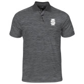 Under Armour Graphite Performance Polo-Interlocking IS - One Color