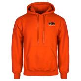Orange Fleece Hoodie-Bengal Athletic Boosters