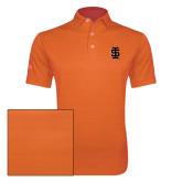 Callaway Opti Vent Orange Polo-Interlocking IS