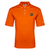 Under Armour Orange Performance Polo-Bengal Head