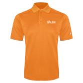 Under Armour Orange Performance Polo-University Mark