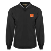 Black Executive Windshirt-Idaho State Block