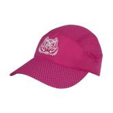 Pink Pace Setter Cap-Bengal Head