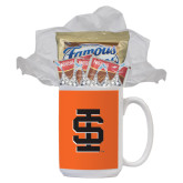 Cookies N Cocoa Gift Mug-Interlocking IS