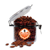 Almond Bliss Round Canister-Interlocking IS