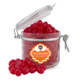 Sweet & Sour Cherry Surprise Round Canister-Primary Athletics Mark