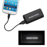 LIGHT UP LOGO Power Bank-Idaho State Engraved