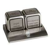 Icon Action Dice-Interlocking IS Engraved