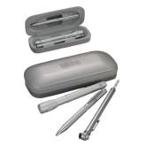 Silver Roadster Gift Set-University Mark Engraved