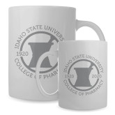 Full Color White Mug 15oz-Pharmacy Seal