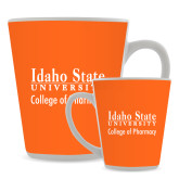 Full Color Latte Mug 12oz-Idaho State University College Pharmacy