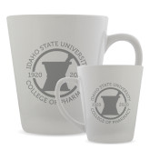 Full Color Latte Mug 12oz-Pharmacy Seal