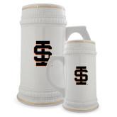 Full Color Decorative Ceramic Mug 22oz-Interlocking IS