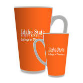 Full Color Latte Mug 17oz-Idaho State University College Pharmacy