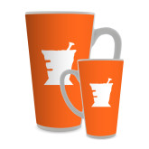 Full Color Latte Mug 17oz-Idaho State University Mortar