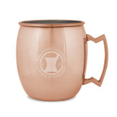 Copper Mug 16oz-Pharmacy Seal Engraved