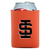 Neoprene Orange Can Holder-Interlocking IS