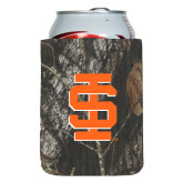 Collapsible Mossy Oak Camo Can Holder-Interlocking IS