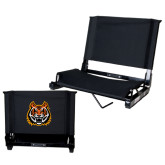 Stadium Chair Black-Bengal Head
