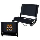 Stadium Chair Black-Alumni