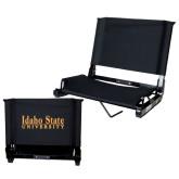 Stadium Chair Black-University Mark