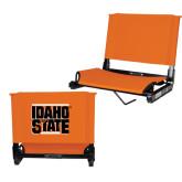 Stadium Chair Orange-Idaho State Block