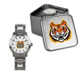Ladies Stainless Steel Fashion Watch-Bengal Head